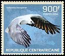 Cl: White-bellied Sea-Eagle (Haliaeetus leucogaster)(Out of range) (I do not have this stamp)  new (2014)