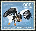Cl: Steller's Sea-Eagle (Haliaeetus pelagicus)(Out of range) (I do not have this stamp)  new (2014)