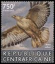 Cl: Long-legged Buzzard (Buteo rufinus)(I do not have this stamp)  new (2016)