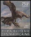 Cl: Verreaux's Eagle (Aquila verreauxii)(Out of range) (I do not have this stamp)  new (2016)