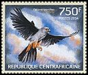 Cl: Red-footed Falcon (Falco vespertinus)(I do not have this stamp)  new (2014)