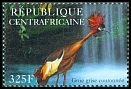 Cl: Grey Crowned-Crane (Balearica regulorum)(Out of range)  new (2001)