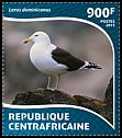Cl: Kelp Gull (Larus dominicanus)(Out of range) (I do not have this stamp)  new (2015)