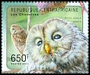 Cl: Tawny Owl (Strix aluco)(Out of range) (I do not have this stamp)  new (2011)  [7/43]