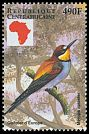 Cl: European Bee-eater (Merops apiaster) new (1999)