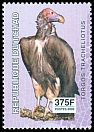 Cl: Lappet-faced Vulture (Torgos tracheliotus) new (2002)