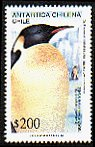 Cl: Emperor Penguin (Aptenodytes forsteri)(Repeat for this country)  SG 1467 (1992) 300