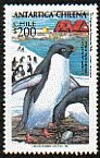 Cl: Adelie Penguin (Pygoscelis adeliae)(Repeat for this country)  SG 1545 (1993)
