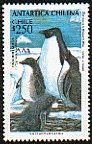 Cl: Adelie Penguin (Pygoscelis adeliae)(Repeat for this country)  SG 1546 (1993) 300