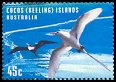 Cl: Red-tailed Tropicbird (Phaethon rubricauda)(Repeat for this country)  SG 380 (1999)