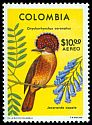 Cl: Northern Royal-Flycatcher (Onychorhynchus mexicanus) SG 1426 (1977) 140