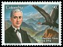 Cl: Andean Condor (Vultur gryphus)(Repeat for this country)  SG 1785 (1987) 200 [5/15]
