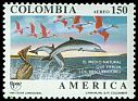 Cl: Brown Pelican (Pelecanus occidentalis) SG 1882 (1990) 80