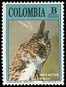 Cl: Black-and-chestnut Eagle (Oroaetus isidori)(Repeat for this country)  SG 1926 (1992) 30
