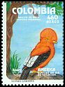 Cl: Andean Cock-of-the-rock (Rupicola peruviana) <<Gallito da roca>> (Repeat for this country)  SG 1981 (1993) 70