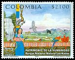 Colombia SG 2236 (2001)