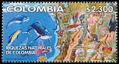 Colombia SG 2243c (2002)