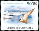 Cl: White-cheeked Tern (Sterna repressa)(Out of range and no other stamp) (I do not have this stamp)  new (2010)  [7/8]