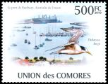 Cl: Great Crested Tern (Sterna bergii)(I do not have this stamp)  new (2010)  [7/8]