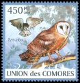 Cl: Barn Owl (Tyto alba)(Repeat for this country)  new (2009)  [6/40]