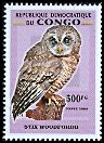 Cl: African Wood-Owl (Strix woodfordii)(not catalogued)  (2007)  [4/34]