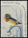 Cl: Wood Duck (Aix sponsa) SG 1292b (1965) 375 [3/13]