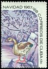 Cl: Egyptian Goose (Alopochen aegyptiacus)(Out of range)  SG 1561b (1967) 300