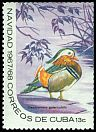 Cl: Mandarin Duck (Aix galericulata)(Out of range)  SG 1561c (1967) 300