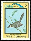 Cl: Northern Mockingbird (Mimus polyglottos) SG 2951 (1983) 60