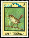 Cl: Zapata Wren (Ferminia cerverai)(Endemic or near-endemic)  SG 2954 (1983) 60