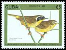 Cl: Common Yellowthroat (Geothlypis trichas) <<Caretica>>  SG 4065 (1996) 80