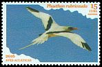Cl: White-tailed Tropicbird (Phaethon lepturus)(Repeat for this country)  new (2016)  [10/19]