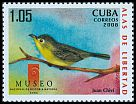 Cl: Cuban Vireo (Vireo gundlachii)(Endemic or near-endemic)  SG 5220 (2008)  [4/55]