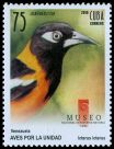Cl: Venezuelan Troupial (Icterus icterus)(Out of range)  SG 5548 (2010)  [6/44]