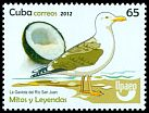 Cl: Lesser Black-backed Gull (Larus fuscus)(I do not have this stamp)  new (2012)  [8/25]