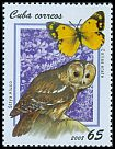 Cl: Tawny Owl (Strix aluco)(Out of range)  SG 5224 (2008)  [4/55]