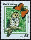 Cl: Ural Owl (Strix uralensis)(Out of range)  SG 5226 (2008)  [4/55]