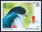 Cl: Cuban Trogon (Priotelus temnurus)(Endemic or near-endemic)  SG 5543 (2010)  [6/44]