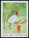 Cl: Cuban Tody (Todus multicolor)(Endemic or near-endemic)  SG 5213 (2008)  [4/55]