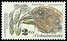Cl: Red Crossbill (Loxia curvirostra) <<Krivka obecna>>  SG 2676 (1983) 160 [3/13]