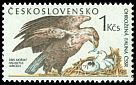 Cl: White-tailed Eagle (Haliaeetus albicilla) SG 2980 (1989) 40