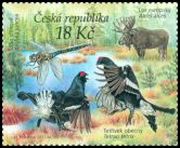 Cl: Black Grouse (Tetrao tetrix)(Repeat for this country)  SG 659c (2011)  [5/13]