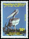 Cl: Pink-backed Pelican (Pelecanus rufescens) SG 1061 (1991) 40
