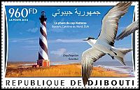 Cl: Sooty Tern (Sterna fuscata)(I do not have this stamp)  new (2016)