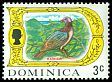Cl: Scaly-naped Pigeon (Patagioenas squamosa) SG 275a (1969) 175