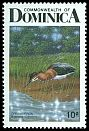 Cl: Green Heron (Butorides virescens)(Repeat for this country)  SG 1040 (1987) 30