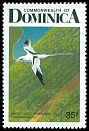 Cl: White-tailed Tropicbird (Phaethon lepturus)(Repeat for this country)  SG 1044 (1987) 40