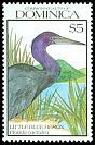 Cl: Little Blue Heron (Egretta caerulea) SG 1371 (1990) 375