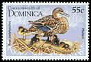 Cl: Mallard (Anas platyrhynchos)(Out of range)  SG 1939 (1995) 25