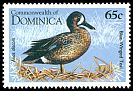 Cl: Blue-winged Teal (Anas discors) SG 1940 (1995) 30